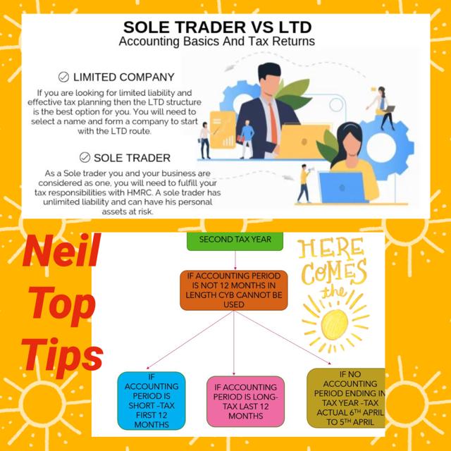 Neil Top Tips