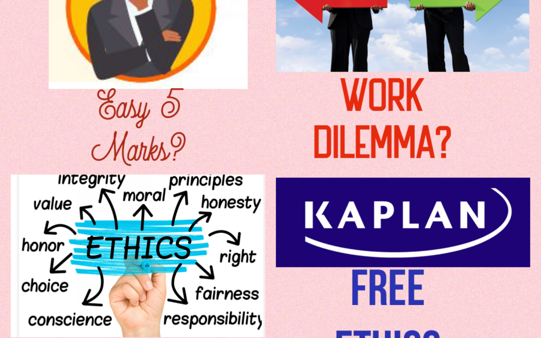 Kaplan Ethics MasterClass